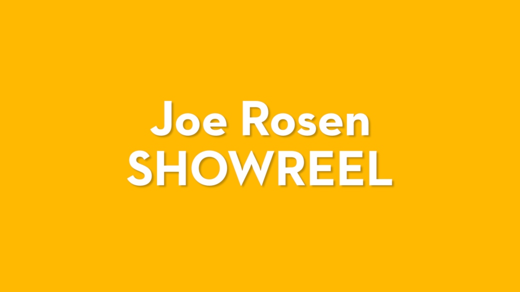 JOE REEL Q2 2017 TUMBNAIL